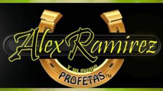 Alex Ramírez y Su Grupo Profetas  15 Amor Fingido