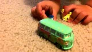 "Danny Toy Adventures - Disney Pixar Cars ""Life is a Highway"" Music Video"