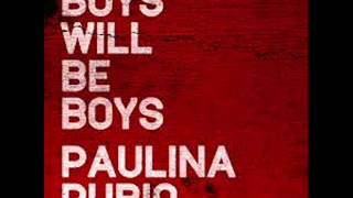 Boys Will Be Boys - Paulina Rubio & Reik (Live)