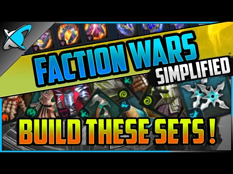 """Faction Wars """"SIMPLIFIED"""" 