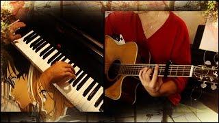 Shigatsu wa Kimi no Uso (Your lie in april) ED [キラメキ] (Kirameki) (Piano & Guitar cover)