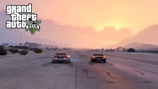 GTA 5 - Paul Walker Tribute