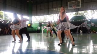 Coreografia María-Ricky Martin