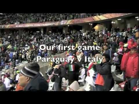 Ashfield Boys – South Africa 2010 Part 1.mov