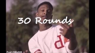 "[SOLD]""30 Rounds"" 21 Savage | Sonny Digital | Lil Uzi Vert Type Beat (Prod. DB The Producer)"