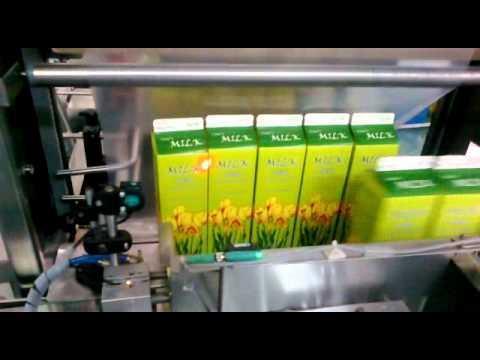 Tam Otomatik Yandan Beslemeli Shrink Ambalaj Makinası