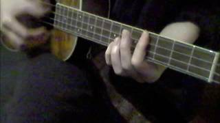 NO MORE I LOVE YOU'S - annie lennox/the lover speaks - baritone ukulele