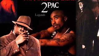 2Pac & Biggie Smalls - Psychos (HQ)