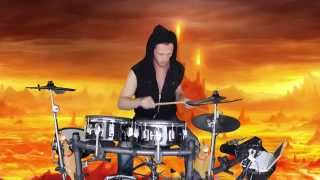 Era - enae volare - Drums cover