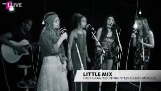 Little Mix - Counting Stars/Holy Grail/Smells Like Teen Spirit (WDR 1 Live Session)