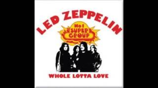 Bruce Springsteen :  Whole lotta love  ( Led Zeppelin cover )