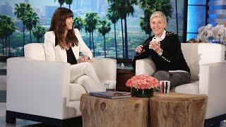 Ellen and Jessica Biel Surprise Justin Timberlake!