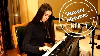 Shawn Mendes- Mercy | live cover by Mara