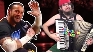 Living Colour - Cult of Personality (CM Punk's entrance theme) [accordion cover]