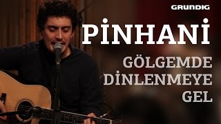 Pinhani - Gölgemde Dinlenmeye Gel [Melis Danişmend Cover] / #akustikhane #sesiniaç