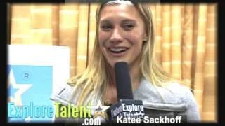 Battlestar Galactica Starbuck Katee Sackhoff Nip/Tuck 24 Bionic Woman