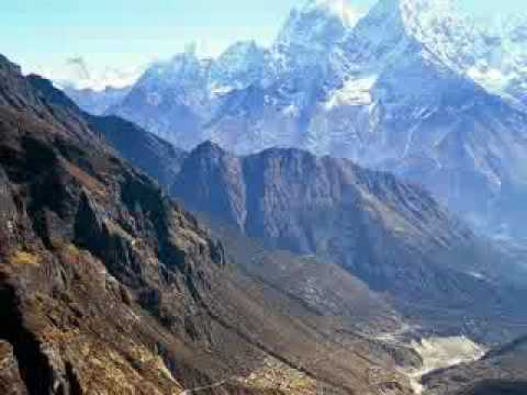 This is home-My country Nepal.
