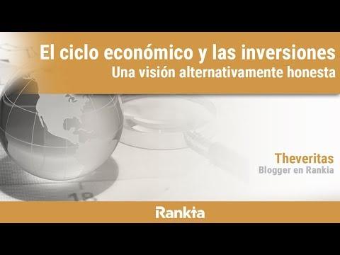 El ciclo económico y las inversiones, azar, values, filfas. Una visión alternativamente honesta.