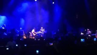 Zoé @ León Gto. / Lo Blondo - Luna [Unplugged Musica de Fondo]