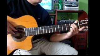 (26) munasqechay KJARKAS (cover guitarra) EXPLICADO
