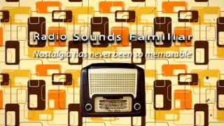 Radio Sounds Familiar Promo