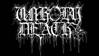 Unholy Death - Infernal Necromantic Bloodlust