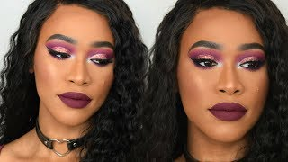 Cut Crease GRWM (Mr Eazi Short Skirt Special)