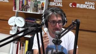 Rádio Comercial | Vasco Palmeirim está preparado para ser pai?
