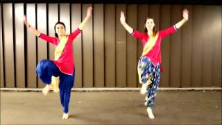 TERI WAIT | Kaur B | Bhangra by Christine