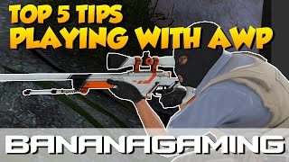 CS:GO - 5 SIMPLE TIPS FOR SNIPERS