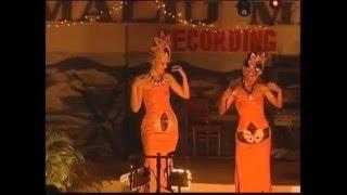 """""""Fai mai o lalo lava ole talie' - Samoan Dance"""