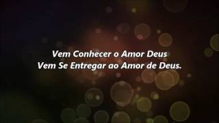 Bruno Alves -Vem Conhecer o Amor (voz)(legendado).