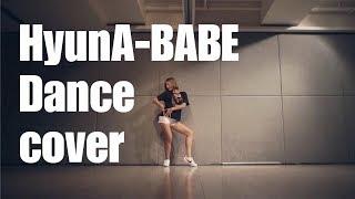 HyunA(현아) - BABE(베베)   Kayan Dance Cover
