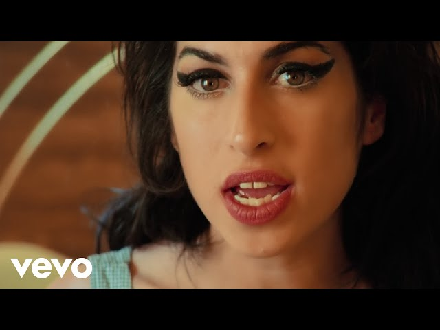 Video de Tears Dry On Their Own de Amy Winehouse