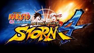 NARUTO SHIPPUDEN : Ultimate Ninja Storm 4 OST - Naruto VS Sasuke Part 2 Theme