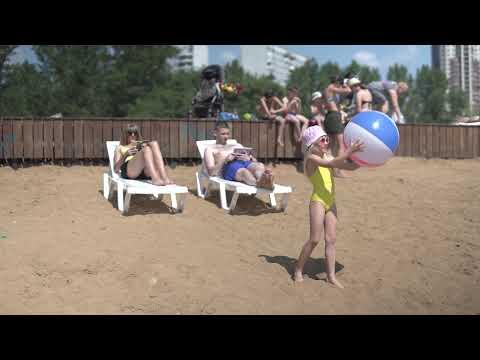 Жара тянет к воде, не оставляйте детей без присмотра!