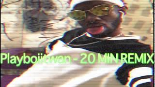 LIL UZI VERT - 20 min remix (PLAYBOIITWAN)