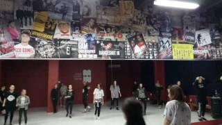 Choreography by Maxim Kovtun - Majid Jordan:Patience gr2