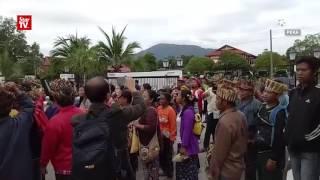 Orang Asli show solidarity with 47 arrested activists
