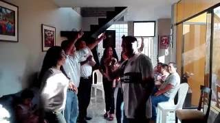 Financiera Confianza Piura. Super baile. Canción: Evidencias