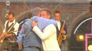 Christoff & Rob de Nijs - Vlaanderen Muziekland - Malle Babbe (12/07/2013)