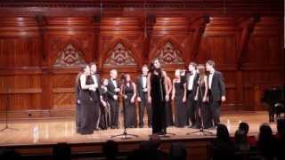 Suddenly I See (KT Tunstall) - Veritones A Cappella Cover