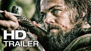 THE REVENANT Trailer German Deutsch (2016)