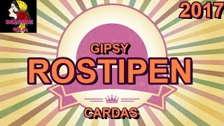 GIPSY ROSTIPEN 2017  CARDAS