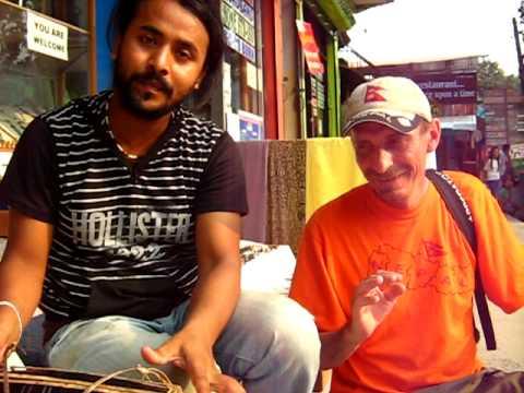 непальский барабан