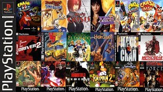 Top 20 PS1 PSX Games To Play On Android Phone Tablet