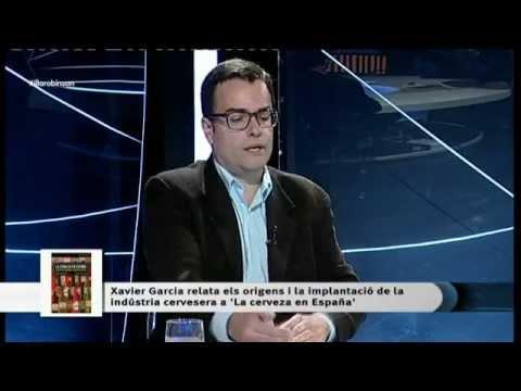 Entrevista a Xavi García Barber, autor del libro La cerveza en España