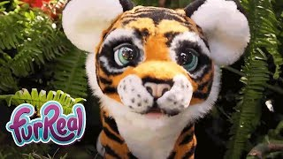 FurReal Friends - 'Roarin' Tyler, The Playful Tiger' Official Promo