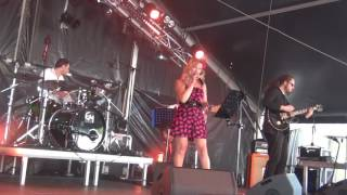ME & MISS AMY TRIBUTE AMY WINEHOUSE - OUR DAY WILL COME (FESTIVAL TERRIL ST NICOLAS 2016)