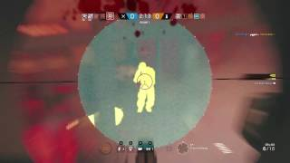 Rainbow Six Siege - Serious Operator Review: Glaz